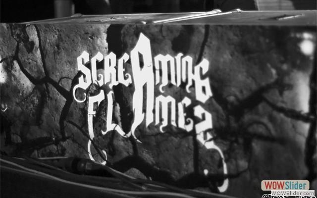 Screaming Flames