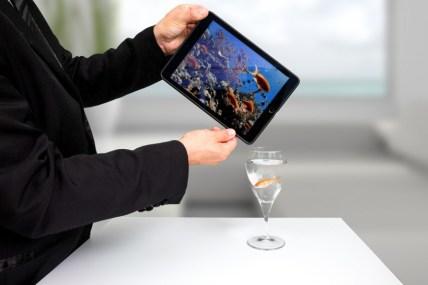 magie iPad