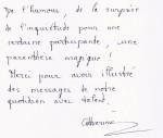 Commentaire Catherine de Simon