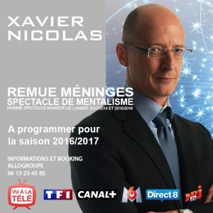 Booking spectacle de mentalisme programmation culturelle