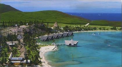 Hotel Le Kuendu Beach Resort 3 Nouma Nouvelle