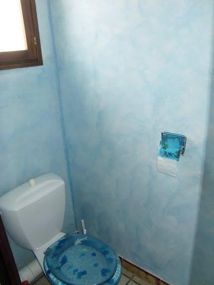 Peinture des WC