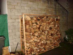 Blog de magicmanu :Aménagement de notre maison, Bois de chauffage
