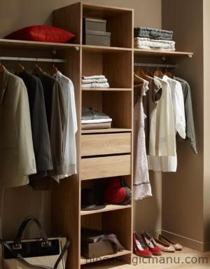 Blog de magicmanu : Aménagement de notre maison, Amenagement du dressing