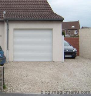 Blog de magicmanu : Aménagement de notre maison, Garage : les fondations