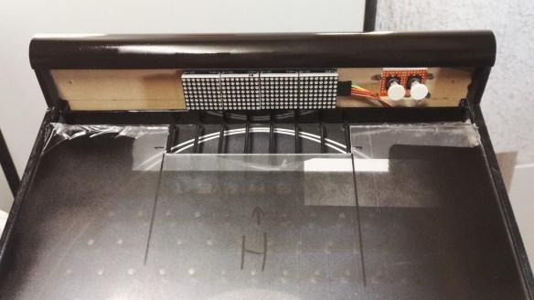 L'affichage à matrice de LED MAX7219