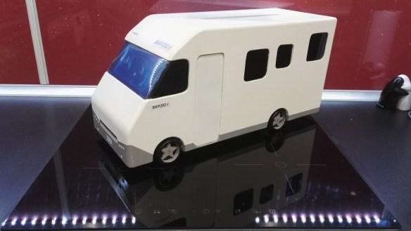 Urne Camping-Car 10