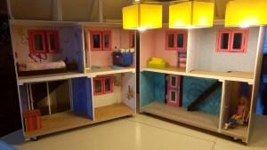 Maison de poupée Barbie par François