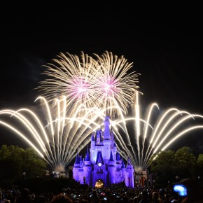 (Oct. 2011 Trip Report) Magic, Fireworks and Late-Night Fun