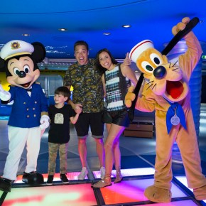 Food Network To Air Special about the Disney Dream on Friday