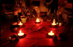 CANDLE HEALING SPELL