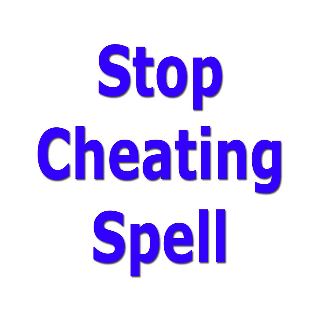 how to stop husband from cheating