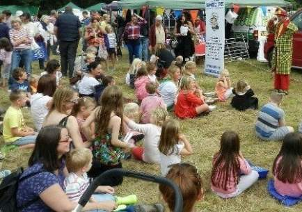 Children's Magician in Surrey