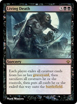 Living Death From Vintage Masters Spoiler