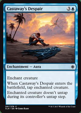 Castaways Despair from Ixalan Spoiler