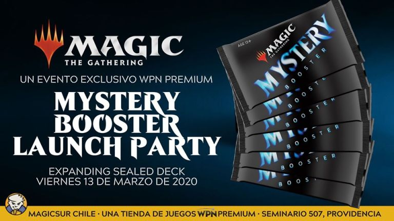 WPN Premium Exclusive - Mystery Booster Launch Party (Sealed)
