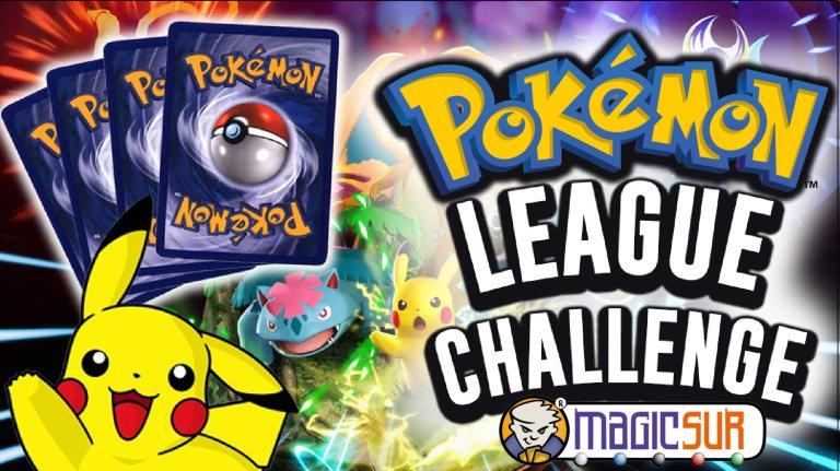 Pokemon TCG: League Challenge Marzo 2020