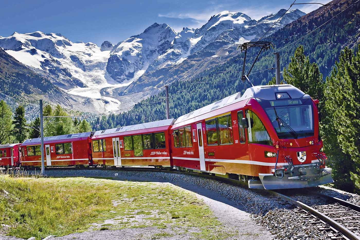 Swiss Travel Packages