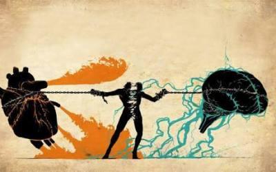 BODY DOMINATES THE MIND