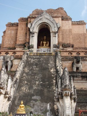 a Chiang Mai temple