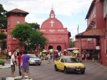 the dutch square Melaka