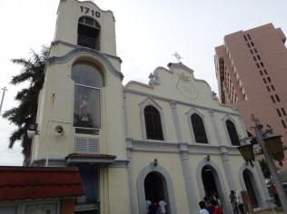 old church Melaka