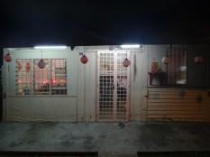 night time house Melaka