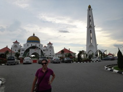 Tanya and the Mosque