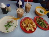 rice porridge in Kuala Lumpur