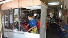 Cafe Little Angel on Love Lane, Georgetown, Penang