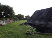 Fort Cornwallis Chapel Roof