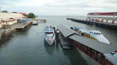 Penang to Langkawi Ferry Port