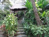 Tree Monkeys Restaurant Stairs