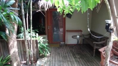 Tango Beach Resort Courtyard (Hello Andrew)