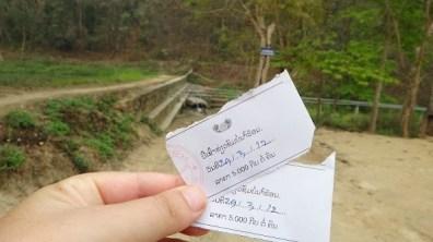 Vieng Thong - Hotspring Tickets