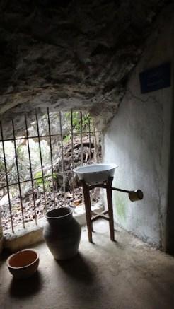 Vieng Xai - Communist Caves - Wash Room