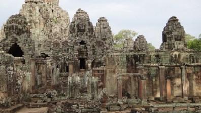 A Quiet Temple At Angkor