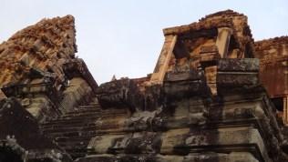 Angkor Wat in the Rising Sun