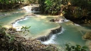 Luang Prabang - Kuang Si Waterfall