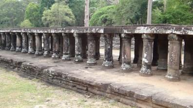Raised Walkway at Angkor
