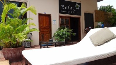 Beach Club Resort Sihanoukville - Relax Massage & Beauty Parlour