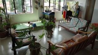 Quiet Lounge Area