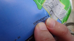 Serendipity Beach, Sihanoukville - Map