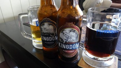 Beers At The Kingdom Brewery