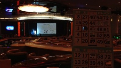 Bingo at That's Entertainment Theatre