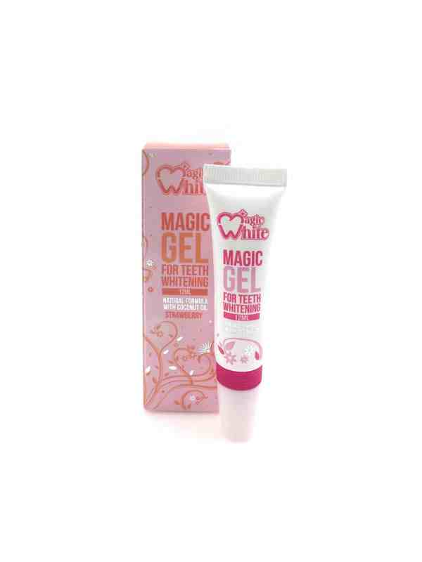 Magic Gel 12ml Erdbeere