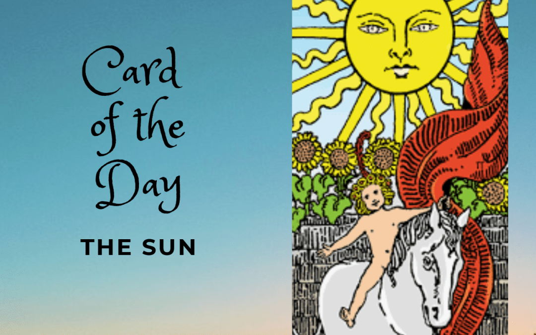 The Sun Daily Card