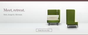 Mote design by Alermuir ads
