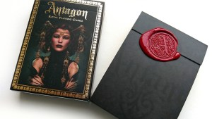 Limited Edition Antagon Royal (Red Seal) Playing Cards