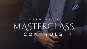 Card Magic Masterclass (Controls) by Roberto Giobbi - DVD
